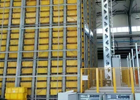 运城自动化立体货架