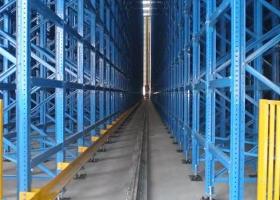 运城自动化仓储货架