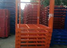 仓库堆垛式货架