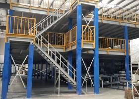 阁楼钢平台