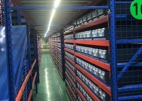 食品仓库货架